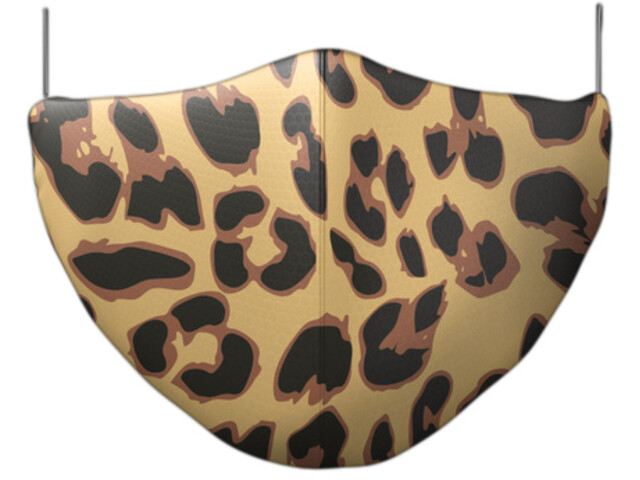Gogglesoc Facemask, leopard
